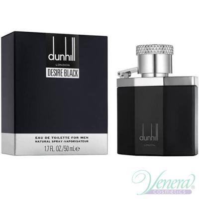Dunhill Desire Black EDT 50ml pentru Bărbați