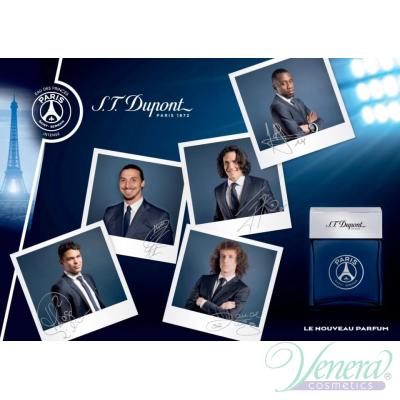 S.T. Dupont Paris Saint-Germain Eau des Princes Intense EDT 50ml pentru Bărbați AROME PENTRU BĂRBAȚI