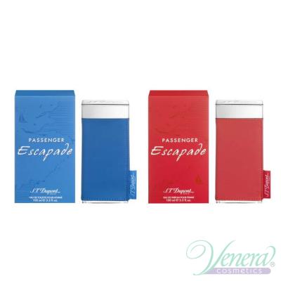 S.T. Dupont Passenger Escapade EDP 30ml for Women Women's Fragrance
