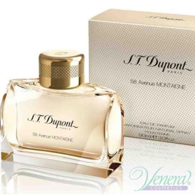 S.T. Dupont 58 Avenue Montaigne EDP 30ml pentru Femei