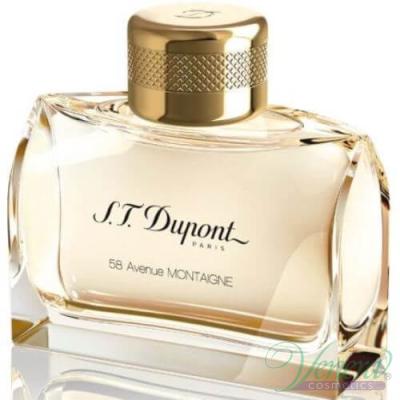 S.T. Dupont 58 Avenue Montaigne EDP 90ml pentru Femei fără de ambalaj