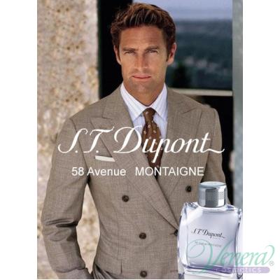 S.T. Dupont 58 Avenue Montaigne EDT 100ml pentru Bărbați fără de ambalaj
