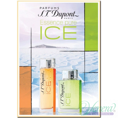 S.T. Dupont Essence Pure Ice EDT 50ml for Women Women's Fragrance