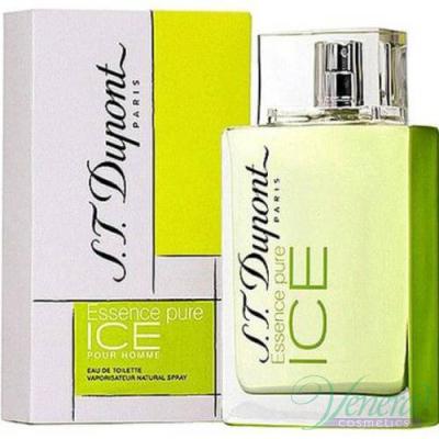 S.T. Dupont Essence Pure Ice EDT 50ml for Men Men's Fragrance