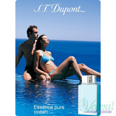 S.T. Dupont Essence Pure Ocean EDT 100ml for Men Without Package Products without package