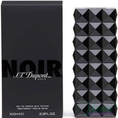 S.T. Dupont Noir EDT 30ml pentru Bărbați