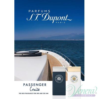 S.T. Dupont Passenger Cruise EDT 30ml for Men Men's Fragrance