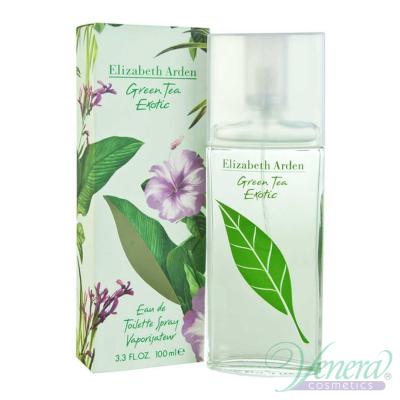 Elizabeth Arden Green Tea Exotic EDT 100ml pentru Femei Women's Fragrance