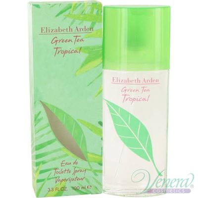 Elizabeth Arden Green Tea Tropical EDT 100ml pentru Femei AROME PENTRU FEMEI