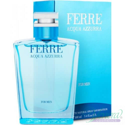 Ferre Acqua Azzurra EDT 30ml for Men Men's Fragrance