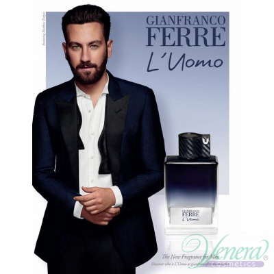 Gianfranco Ferre L'Uomo EDT 30ml for Men Men's Fragrance