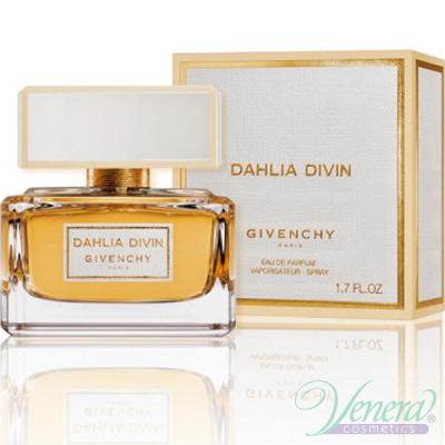 Givenchy Dahlia Divin EDP 50ml for Women Women's Fragrance