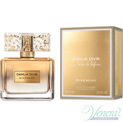Givenchy Dahlia Divin Le Nectar de Parfum Intense EDP 75ml for Women Women's Fragrance