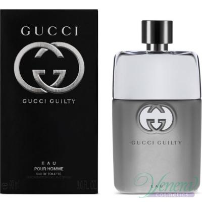 Gucci Guilty Eau Pour Homme EDT 50ml for Men Men's Fragrance