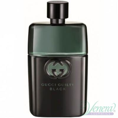 Gucci Guilty Black Pour Homme EDT 90ml pentru Bărbați fără de ambalaj
