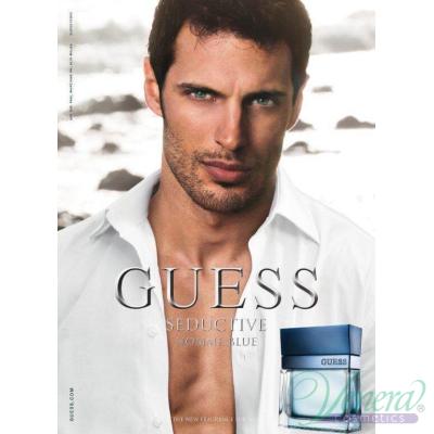 Guess Seductive Homme Blue EDT 100ml pentru Bărbați produs fără ambalaj Produse fără ambalaj