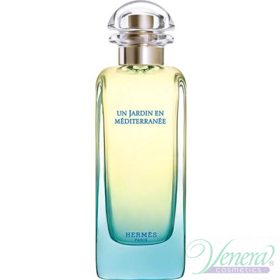 Hermes Un Jardin En Mediterranee EDT 100ml for Men and Women Without Package Products without package