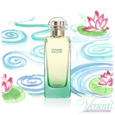 Hermes Un Jardin Sur Le Nil EDT 100ml for Men and Women Without Package Products without package