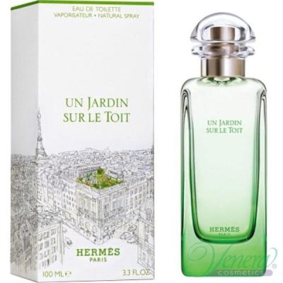 Hermes Un Jardin Sur Le Toit EDT 100ml for Men and Women Women's Fragrance