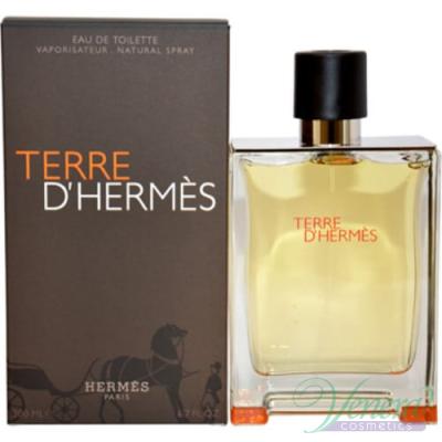 Hermes Terre D'Hermes EDT 50ml pentru Bărbați