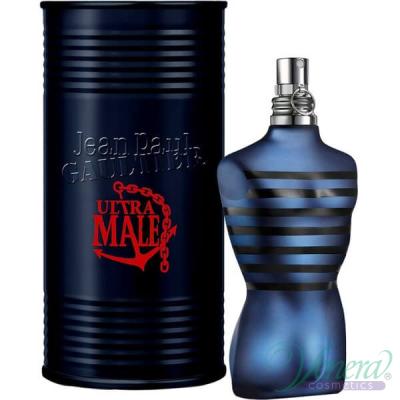 Jean Paul Gaultier Ultra Male EDT 75ml for Men Men's Fragrance