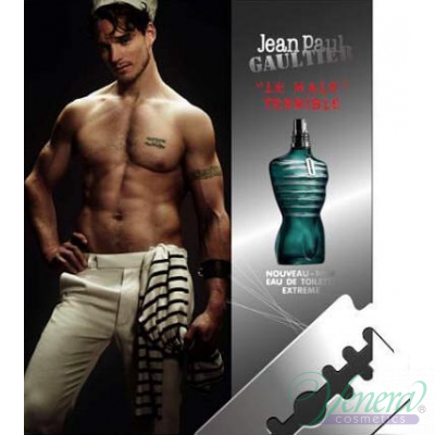 Jean Paul Gaultier Le Male Terrible EDT 125ml for Men Without Package Products without package