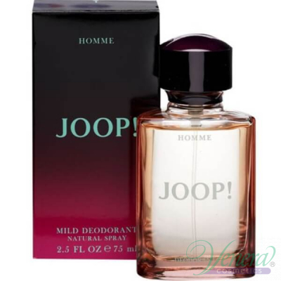 Joop! Homme Mild Deo Spray 75ml pentru Bărbați Face Body and Products