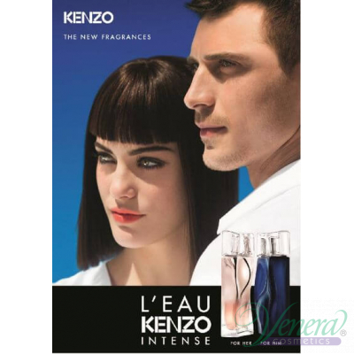 Kenzo L'Eau Kenzo Intense Pour Femme EDP 100ml pentru Femei fără de ambalaj Women's Fragrances without package