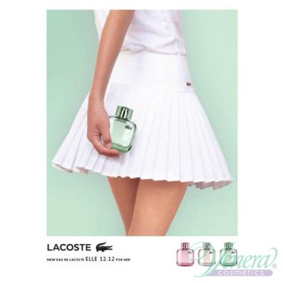 Lacoste Eau de Lacoste L.12.12 Pour Elle Natural EDT 90ml pentru Femei produs fără ambalaj