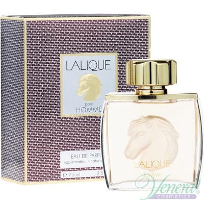 Lalique Pour Homme Equus EDP 75ml for Men Men's Fragrance