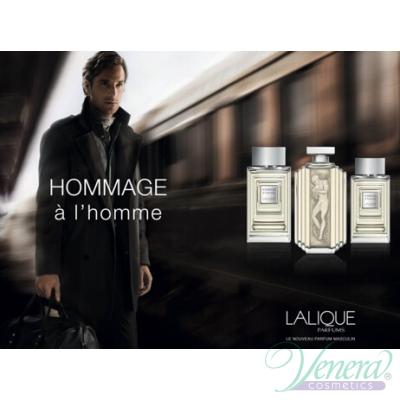 Lalique Hommage à L'Homme EDT 50ml for Men Men's Fragrance
