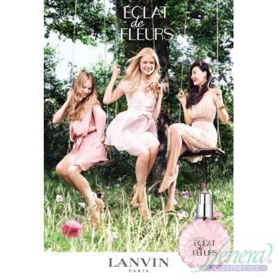 Lanvin Eclat De Fleurs EDP 100ml for Women Without Package Products without package