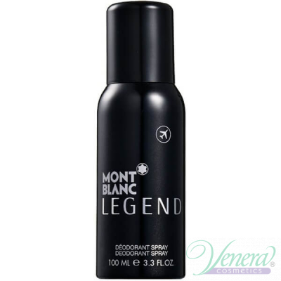 Mont Blanc Legend Deo Spray 100ml for Men Face Body and Products
