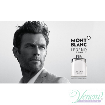 Mont Blanc Legend Spirit After Shave Balm 150ml...