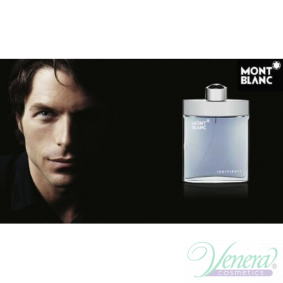 Mont Blanc Individuel EDT 75ml for Men Men's Fragrance