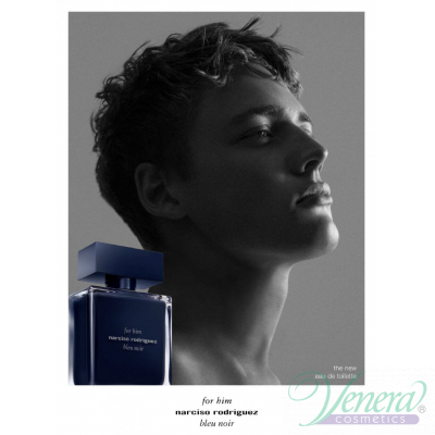 Narciso Rodriguez for Him Bleu Noir EDT 50ml for Men Men's Fragrance