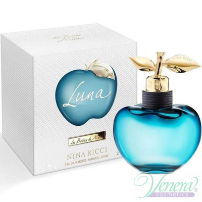 Nina Ricci Luna EDT 80ml for Women Women's Fragrance