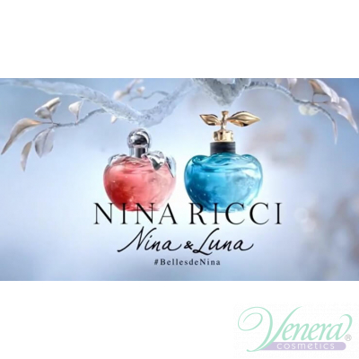 Nina Ricci Luna EDT 80ml for Women Without Package Products without package
