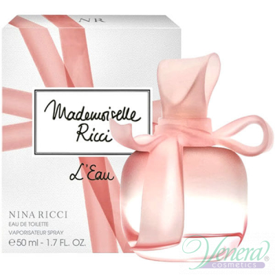 Nina Ricci Mademoiselle Ricci L'Eau EDT 50ml for Women Women's Fragrance