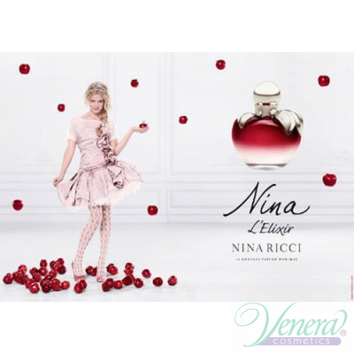 Nina Ricci Nina L'Elixir EDP 80ml for Women Without Package Products without package