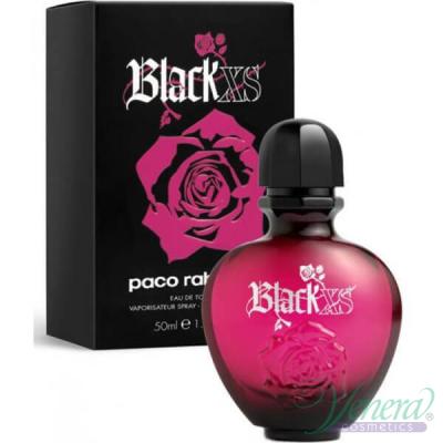 Paco Rabanne Black XS EDT 30ml pentru Femei