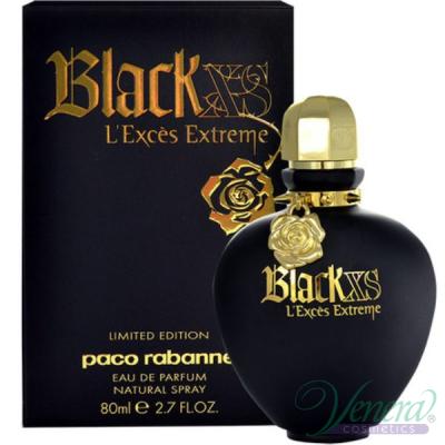 Paco Rabanne Black XS L'Exces Exterme EDP 80ml pentru Femei