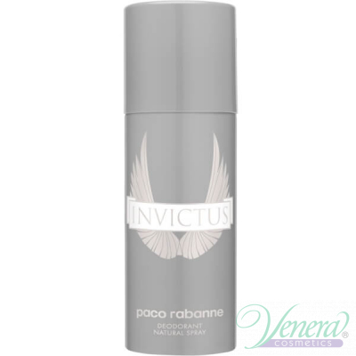 Paco Rabanne Invictus Deo Spray 150ml pentru Bărbați