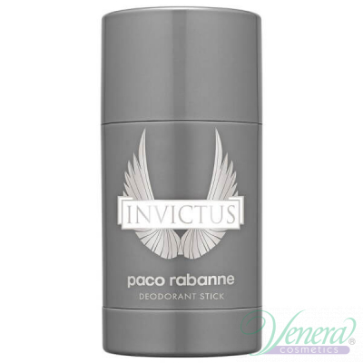 Paco Rabanne Invictus Deo Stick 75ml for Men Face Body and Products