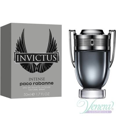 Paco Rabanne Invictus Intense EDT 50ml for Men Men's Fragrance