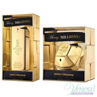 Paco Rabanne 1 Million Merry Millions EDT 100ml pentru Bărbați