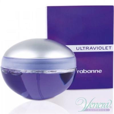 Paco Rabanne Ultraviolet EDP 80ml pentru Femei
