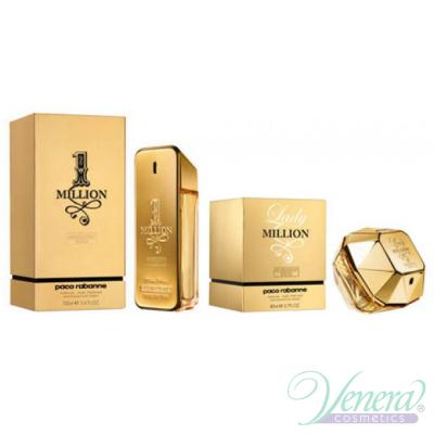 Paco Rabanne 1 Million Absolutely Gold Perfume 100ml pentru Bărbați fără de ambalaj