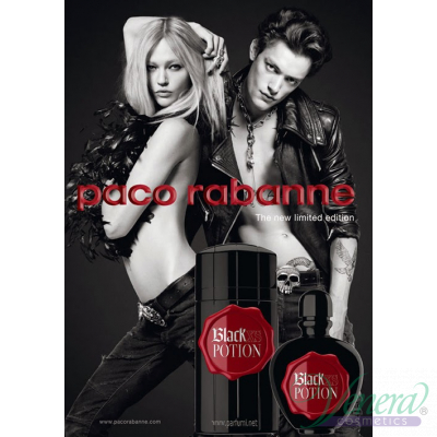 Paco Rabanne Black XS Potion EDT 50ml pentru Femei
