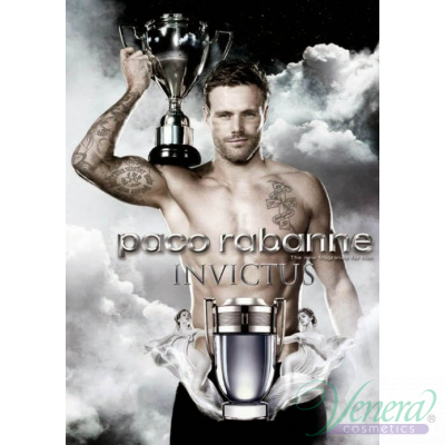Paco Rabanne Invictus EDT 50ml for Men Men's Fragrance